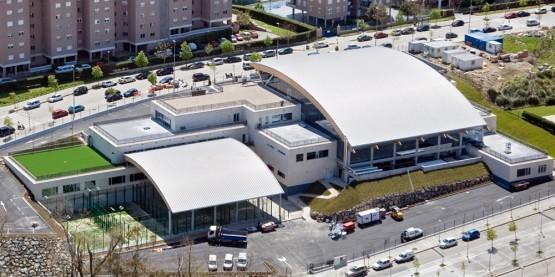 Centro deportivo Cueto-Valdenoja 1