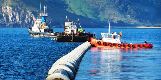 Emisario submarino Berria 1