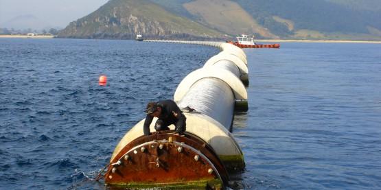 Emisario submarino Berria 5