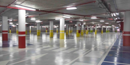 Explotación parking La Llama 2