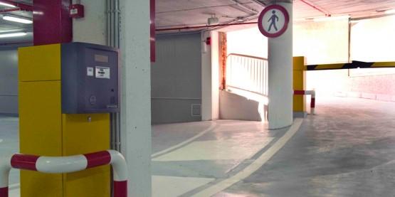 Explotación parking La Llama 3