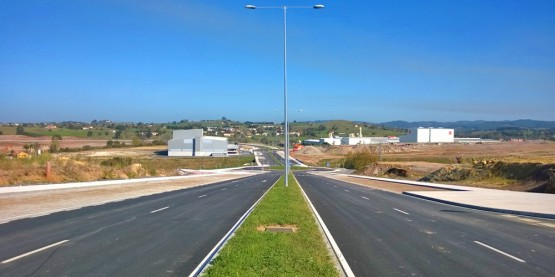 construcción de polígonos en Santander, Cantabria ,SIEC