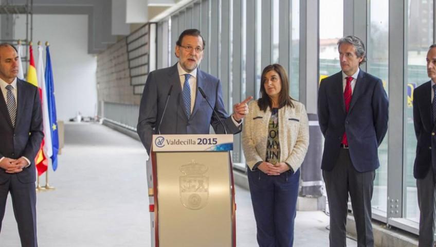Rajoy visita Valdecilla 1
