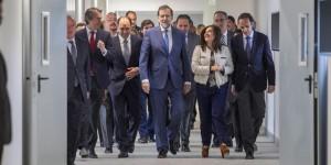 Rajoy visita Valdecilla 2