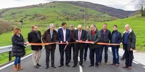 Inauguración acceso a Rasillo 1