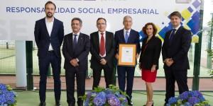 2 SIEC primera empresa cántabra en obtener la certificación IQNET SR10