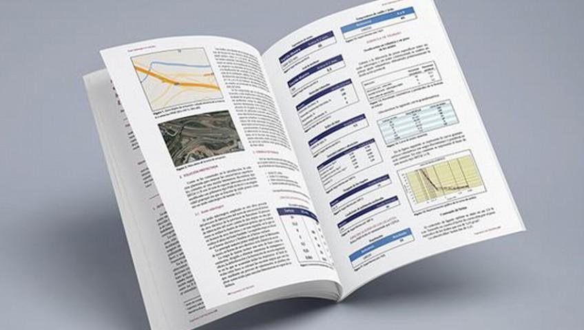 La revista Ingeniería civil recomienda áridos siderúrgicos