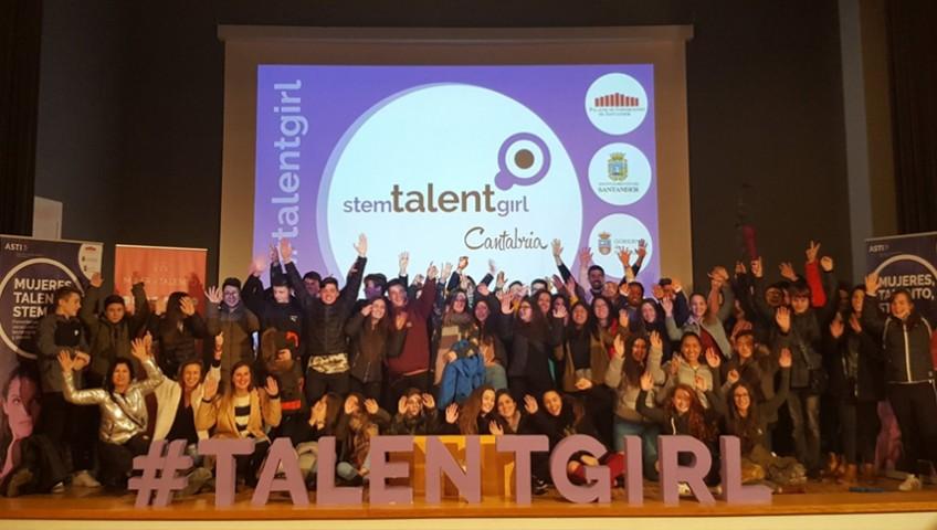 Asociación mujeres y talento - talentgirl
