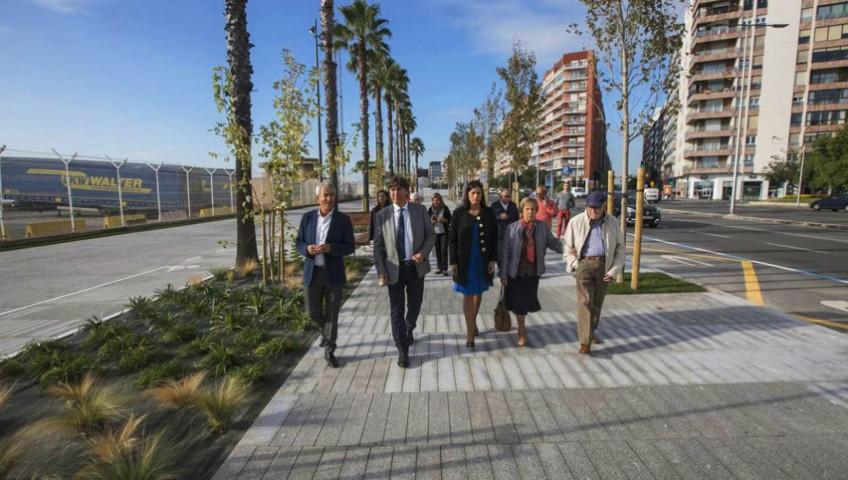Urbanización estación marítima Santander 1