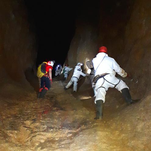 Visita minera Plaza del Monte 4