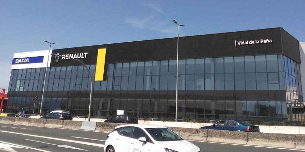 Reforma Renault 2