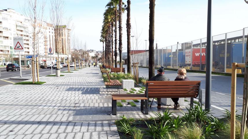 Urbanización estación marítima 1