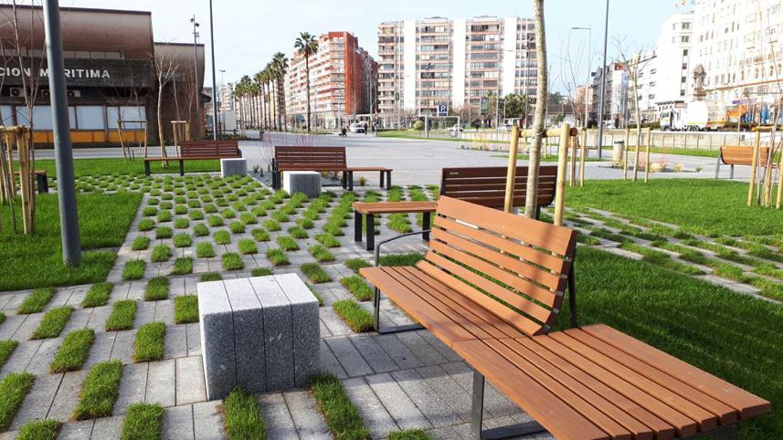 Urbanización estación marítima 4