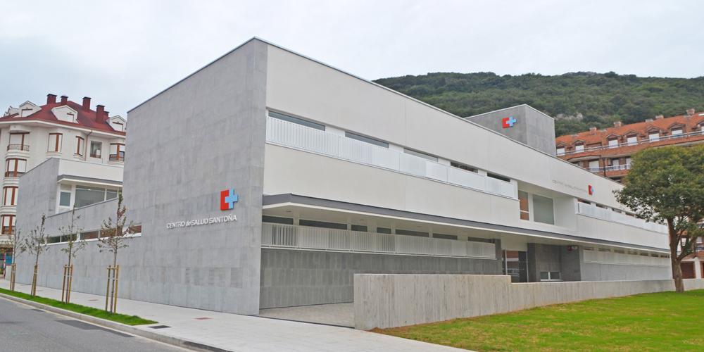 Centro Salud Santoña 1