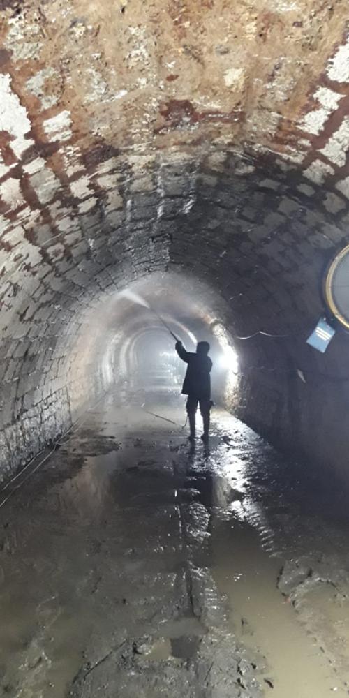 Túnel Tetuán